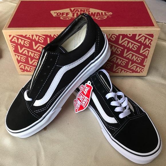 low cut shoes vans